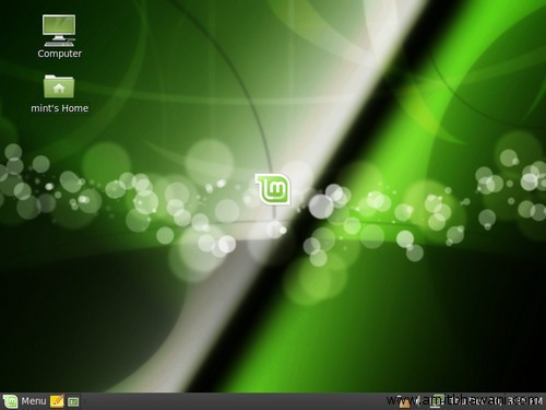 Linux Mint Operating System