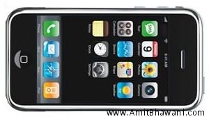 Legal Apple iPhone in India through Vodafone