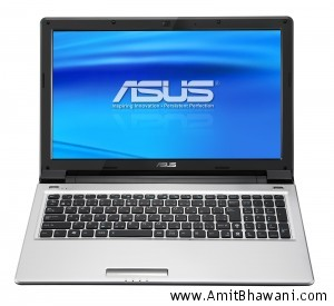 Asus UL50Vt Laptop Review