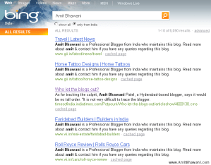 How to Submit Website or Blog to Bing.com