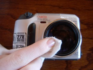 How to Clean a Camera at Home