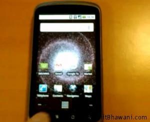 Google Nexus One N1 Specs Features Photos