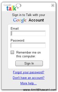 Google Talk Vs Google Talk Labs Edition