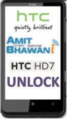 How to Unlock HTC HD7 to any GSM Wireless Network