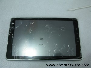 Infibeam Phi: Windows CE Tablet Unboxing Photos & Video