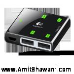 Best 4-Port USB Hub for Laptops from Logitech