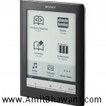 Sony Reader Touch Edition PRS-600 Review