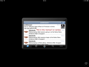 Display iPhone Apps in iPad in Full Size & Higher Resolution