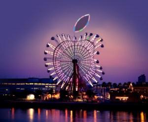 Apple Land Ferris Wheel
