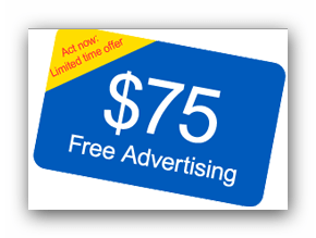 Free $75 Google Adwords Coupon