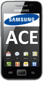 Review of Samsung Galaxy Ace Mobile with Unboxing Video