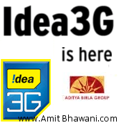 Idea 3G Tariff Plans Prepaid Postpaid Offerings