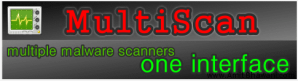 Multi Scan Files with Multiple Antivirus Programs