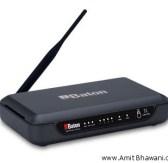 iball Wireless Router