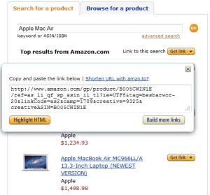 General Amazon Associate Links
