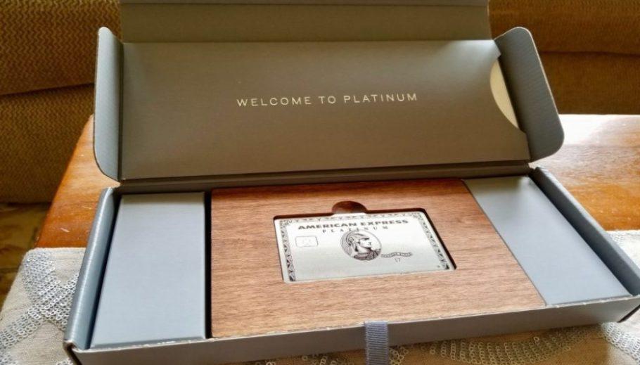 American Express Platinum unveiling
