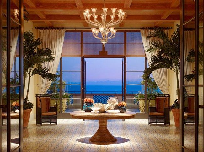 Terrenea Lobby View