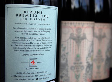 Le-Grappin-Beaune-1er-Les-Greves-Back-Label