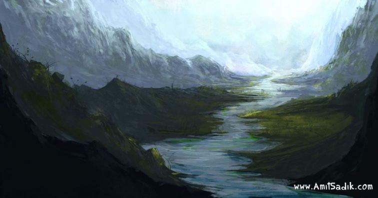 Digital Painting Tutorial (2)