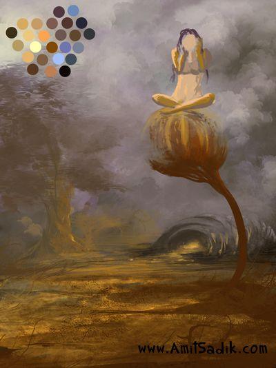 Digital Painting Tutorial (8)