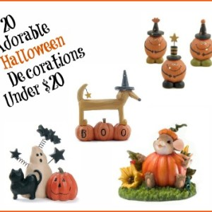 20 halloween decorations under 20