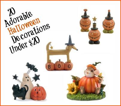 20 halloween decorations under 20
