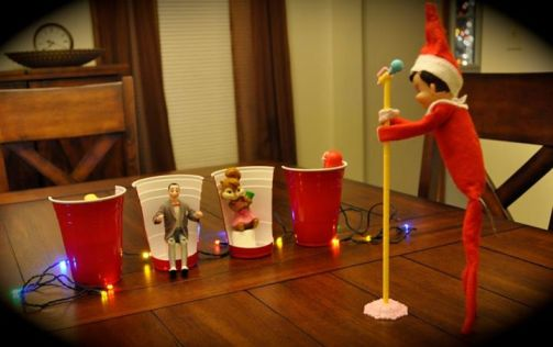elfie goes for the voice