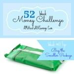 52 Money Save Ways: Week 17: Buy The Smaller Bottle