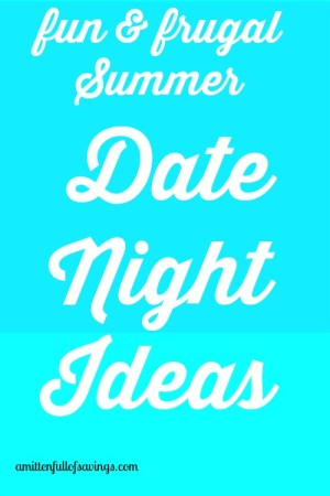 fun and frugal summer date night ideas