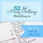 52 Week Challenge: Week 21: Seal Up Those Leaks