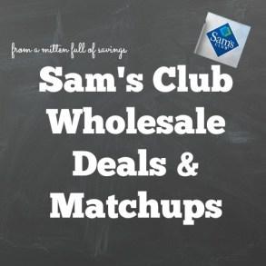 sams club wholesale deals and matchups pic