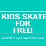 Kids Skate For FREE Program {great summer activity}