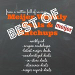 Meijer Best Deals For week of 3/5/17