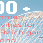 100+ Summer Bucket List of Things To do in Michigan
