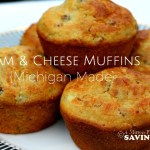 Ham & Cheese Muffins | Michigan Made