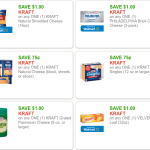 Meijer: NEW High Value Kraft Coupons and deals