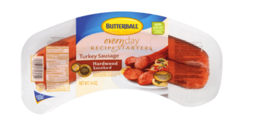 butterball turkey sausage