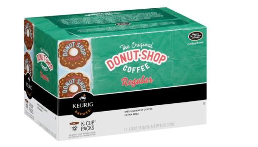 donut shop k cup - Donut Shop Coffee