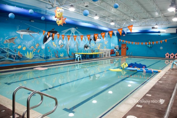 Goldfish Swim in Lansing Birthdy Party Ideas