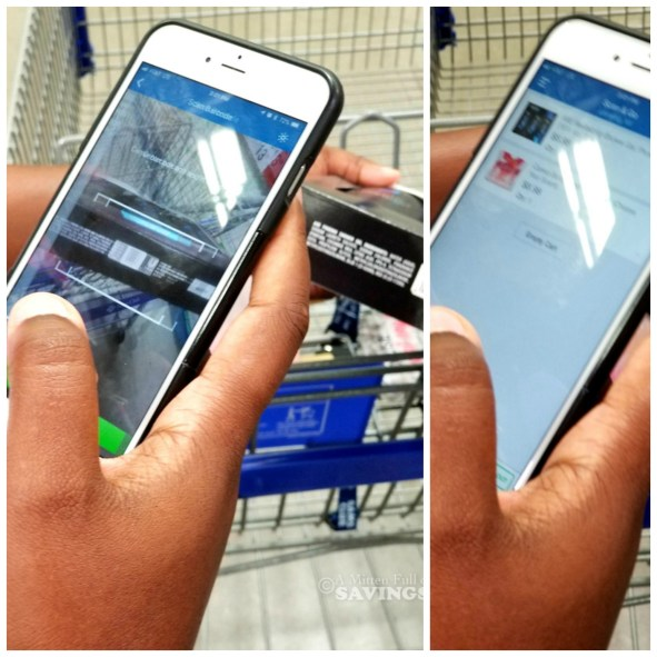 Sam's Club Scan and Go App