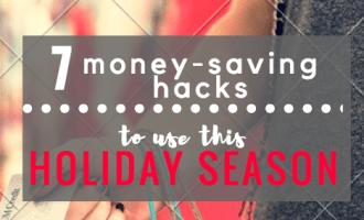 7 Money Hacks to Use This Holiday Season