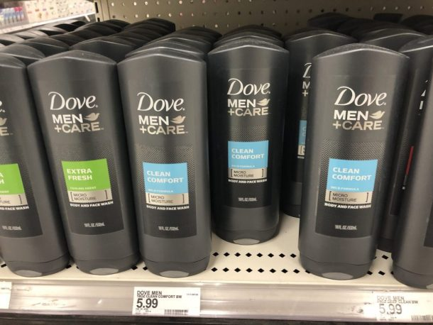 Dove Deals at Target