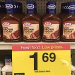 Kroger: Kraft BBQ Sauce .69 cents #stockup