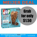 Meijer: Jif Power Up Bars for only $1.50