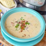 Instant Pot Clam Chowder Recipe