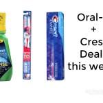 Meijer: Crest/Oral B Instant Saving Deals + mPerk deal