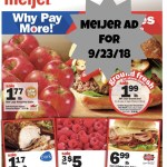 Meijer Preview 9/23/18