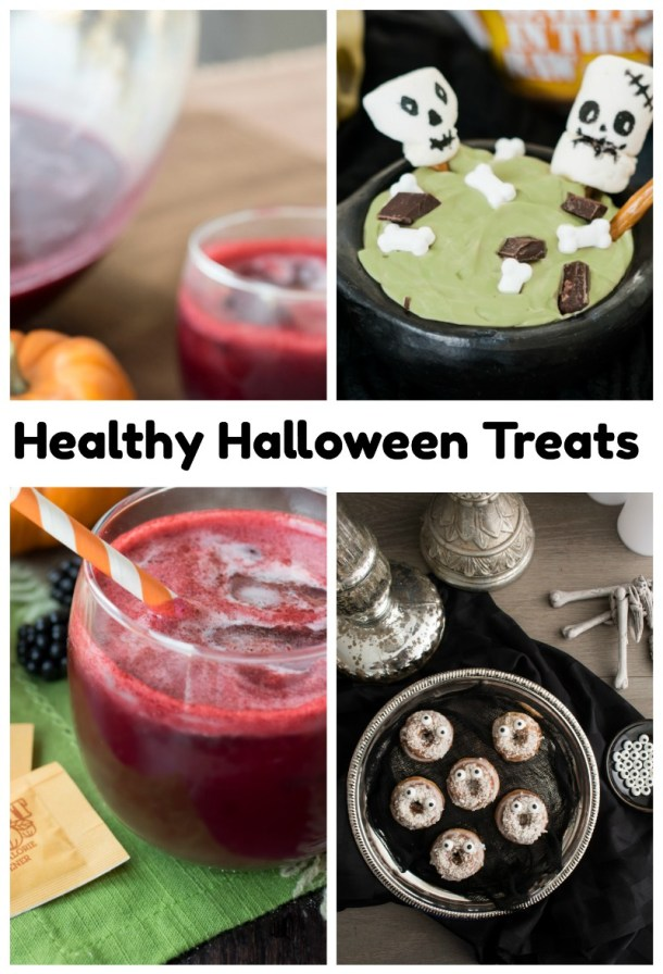 Looking for healthy Halloween treats that don't require a ton of sweets? Check out these three Halloween alternative treats to try this year.