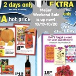 2-Day Weekend Sale at Meijer