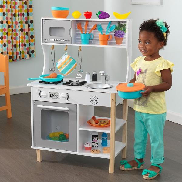 Walmart Deal: KidKraft All Time Play Kitchen $59.99 - A ...